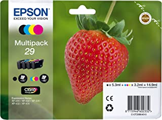 Epson Multipack 4-col.29 Home Ink Blck/y/cy/mg standa