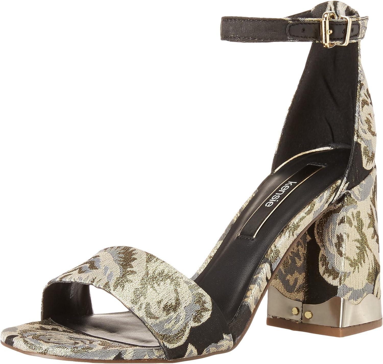 Kensie Women's Sahar Heeled Sandal