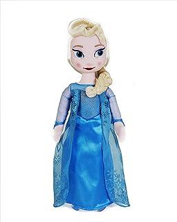 """Disney Plush Frozen Elsa, Multi Color, 16"""""""
