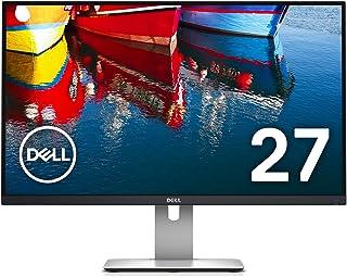 Dell モニター 27インチ 超広視野角&スリムベゼル/WQHD/IPS 非光沢/フリッカーフリー/DP,mDP,HDMIx2/高さ調整 回転/プレミアムパネル3年保証 U2715H