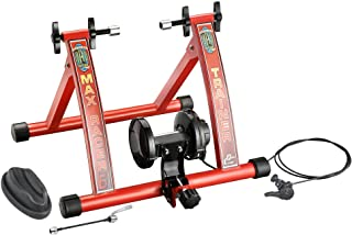 1113 RAD Cycle Products Max Racer 7 Levels of Resistance Portable Bicycle Trainer Work Out Machine
