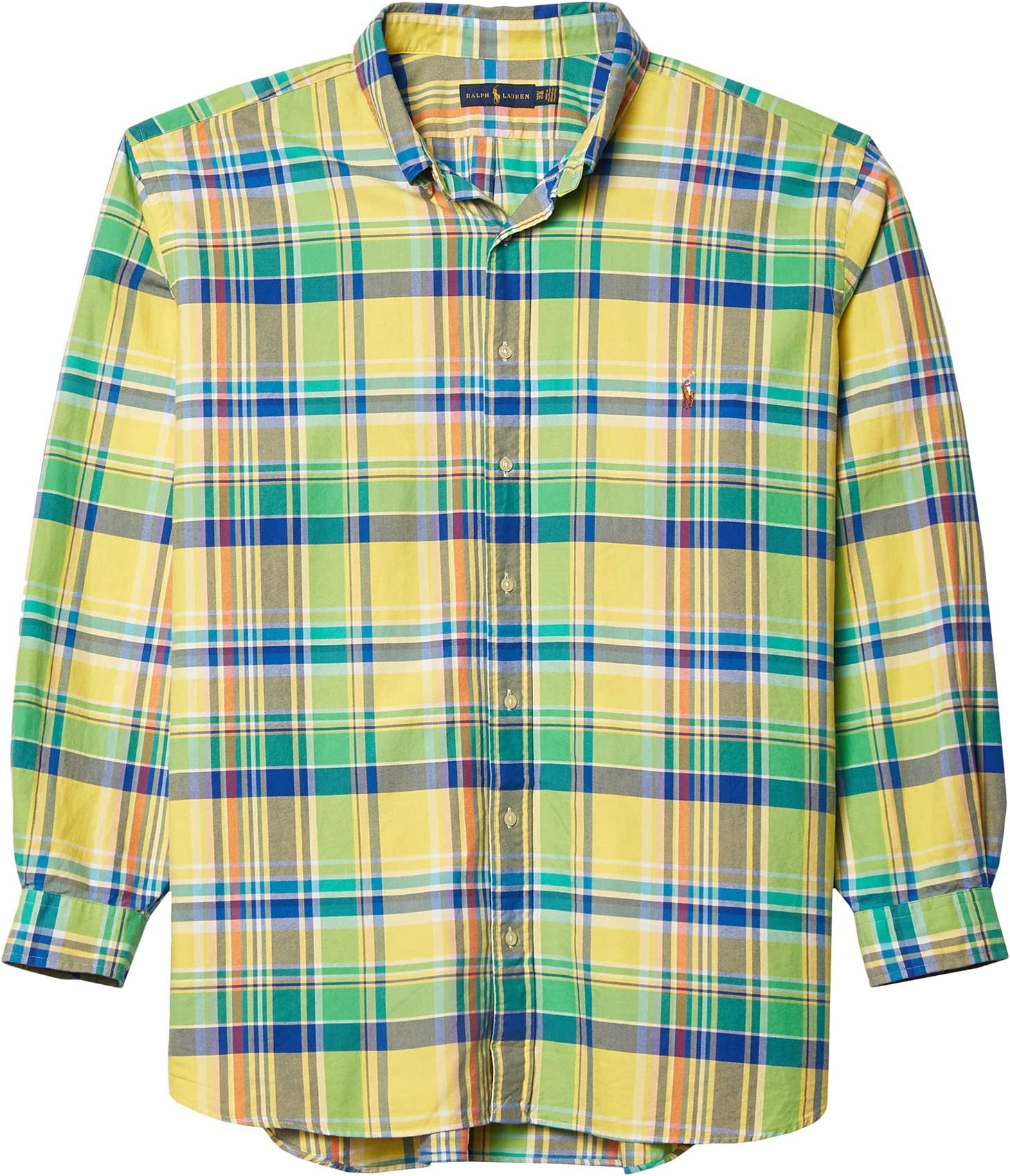 Polo Ralph Lauren Big & Tall Big & Tall Classic Fit Oxford Shirt