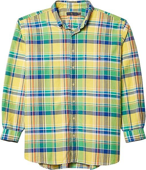 Yellow/Green Multi