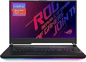 "ASUS ROG Strix Scar 17 Gaming Laptop, 17.3"" 300Hz FHD IPS Type, NVIDIA GeForce RTX 2070 Super, Intel Core i7-10875H, 16GB ..."