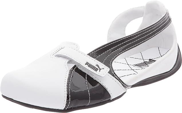 Puma W'S Espera P Fs - Basket mode Femme - Blanc / Noir - 40 ...