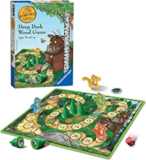 Ravensburger The Gruffalo Deep Dark Wood Board Game for Kids Age 3 Years and Up
