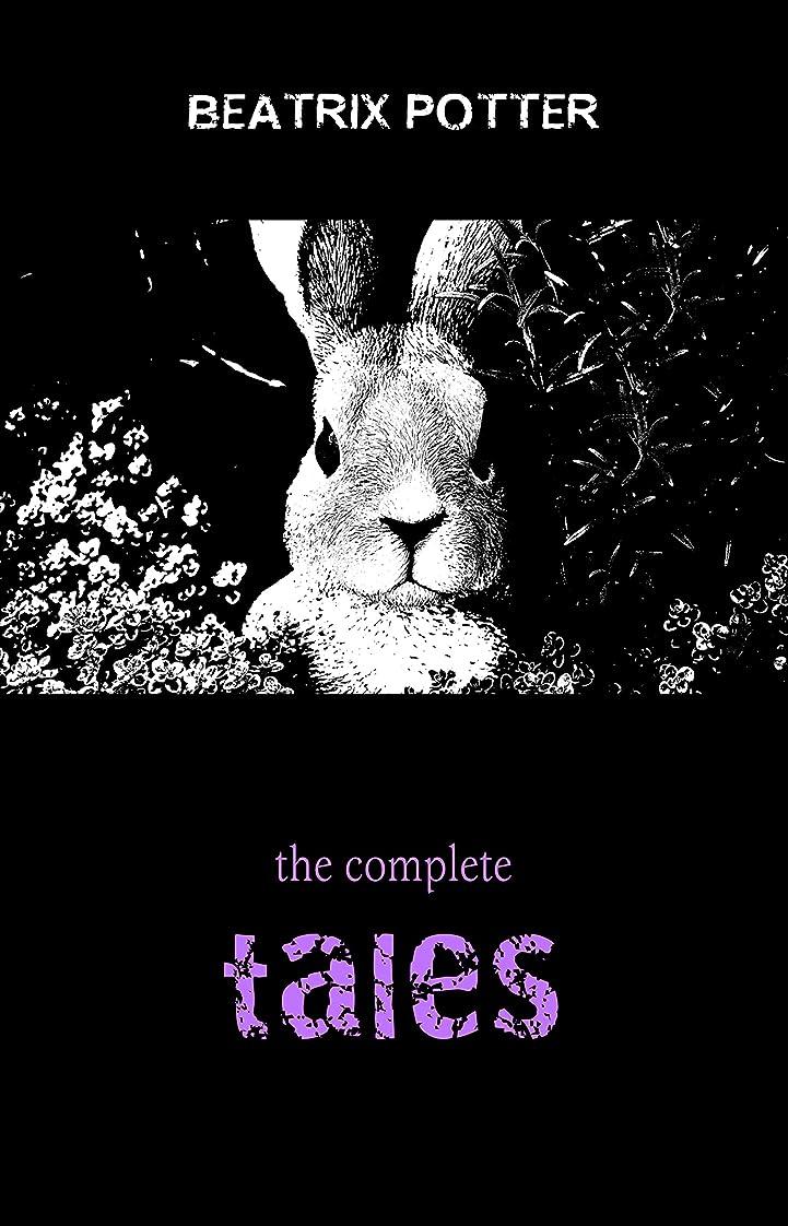 車鏡改修するBeatrix Potter: The Complete Tales (23 Children's Books With Complete Original Illustrations) (English Edition)