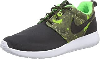 Nike roshe one print (GS) Youth Sneakers 677782 008 Multiple sizes (6)