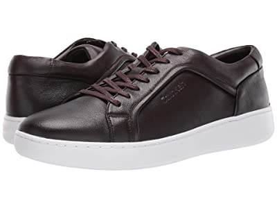 Calvin Klein Fasano (Mahogany Soft Leather) Men