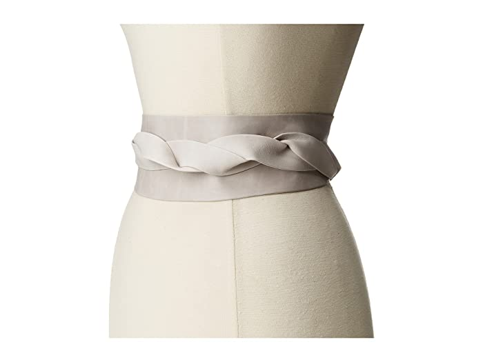 ADA Collection Obi Classic Wrap Belt (Cement) Women