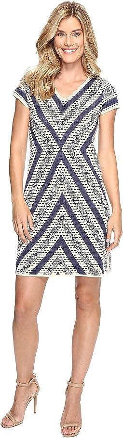 Spanish Stripe Dress