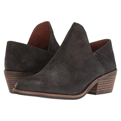 Lucky Brand Fausst (Grey Night Leather) Women