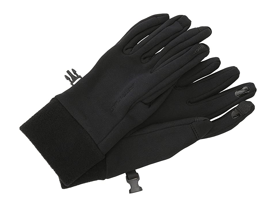Seirus Soundtouchtm Powerstretch Glove Liner (Black) Extreme Cold Weather Gloves