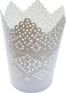 comprar comparacion Ikea Skurar - Portavelas, 11 cm, Color Blanco