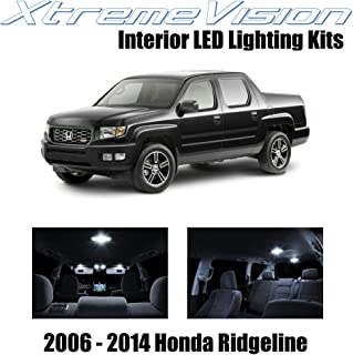 XtremeVision Interior LED for Honda Ridgeline 2006-2014 (18 Pieces) Pure White Interior LED Kit + Installation Tool
