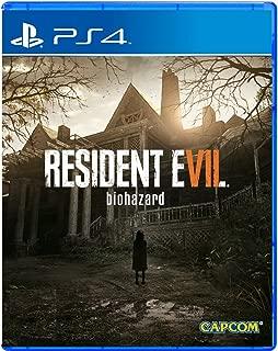 Resident Evil 7 : Biohazard (Voice: English/Spanish/French/Italian/German/Japanese, Subtitles : EN/ES/FR/IT/DE/JP/CHINESE & More) for PS4 PlayStation 4 & Pro, PlayStation VR PSVR (Original Version)
