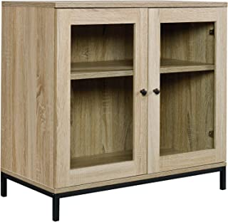 Sauder North Avenue Display Cabinet, For TVs up to 32