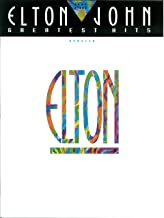 Elton John - Greatest Hits Updated Songbook (Easy Piano)