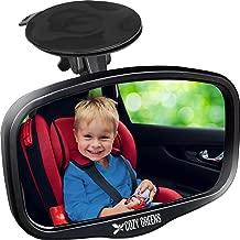 forward facing car mirror