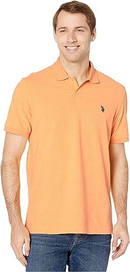 Neon Orange Heather