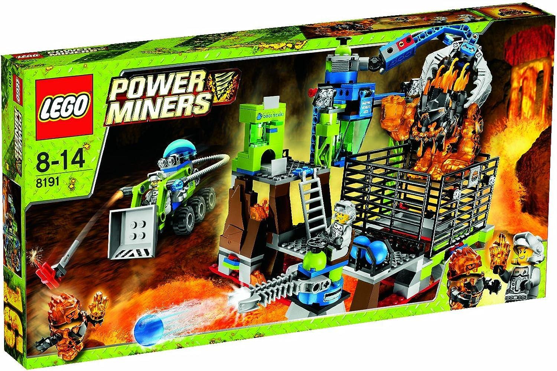 LEGO Power 8191 Miners Lavatraz (381pcs)