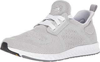 adidas Women's Edge Lux Clima, grey/grey/White, 12 Medium US
