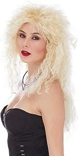 Characters Unisex Heavy Metal Wig Standard Blonde