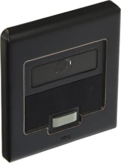 ON-Q Selective Call Intercom - Outdoor Station Selective Call Video Door Unit Oil Rubbed Bronze (IC5003-OB)