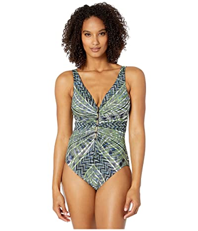Miraclesuit Monteverde Charmer One-Piece (Olivetta Green) Women