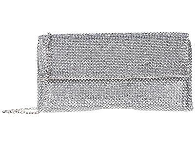 Jessica McClintock Helena (Silver) Handbags