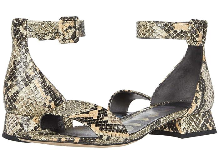Circus by Sam Edelman  Jade (Peach Multi Pop Python) Womens Shoes