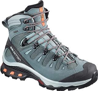 SALOMON Women's Quest 4d 3 GTX Backpacking Boots Trail Running Shoe