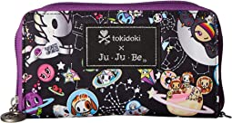 Tokidoki Be Spendy Zip Around Clutch Wallet