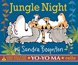 Jungle Night (comes with 2 free audio downloads, Yo-Yo Ma, cello) (Boynton on Board)