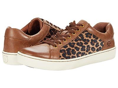 Born Sur (Light Brown Leopard Fabric Combo) Women