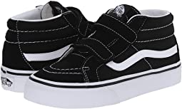 22981fff78a1c7 Black True White. 1413. Vans Kids. SK8-Mid Reissue V (Little Kid Big ...