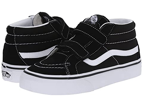 c481ea6751 Vans Kids SK8-Mid Reissue V (Little Kid Big Kid) at Zappos.com