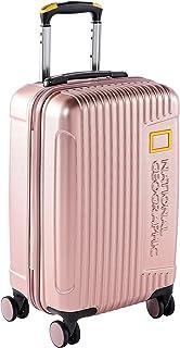 National Geographic NG08-55-R Oxygen Hardside 8WD Wheelaboard Rose Pink