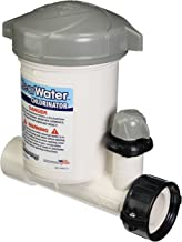 Waterway Plastics CAG004-W Clearwater in-Line Automatic Chlorinator