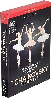 英国ロイヤル・バレエ チャイコフスキー:三大バレエ - II《白鳥の湖(オシポワ)/眠れる森の美女(ヌニェス)/くるみ割り人形(カスバートソン)》[DVD, 3枚組](日本語あらすじブックレット付)