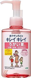 【指定医薬部外品】キレイキレイ うがい薬 フルーツミント ピーチ味 200ml