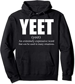 Yeet Definition Hoodie Funny Dank Meme