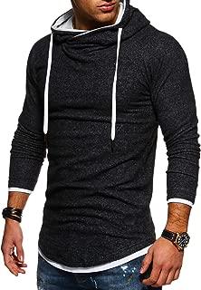 Behype. Men's Sweater Jumper Hoodie Sweatshirt Pullover Longsleeve Tops Sport Outwear MT-7431