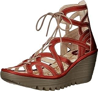 Women's Yuke663fly Platform Sandal