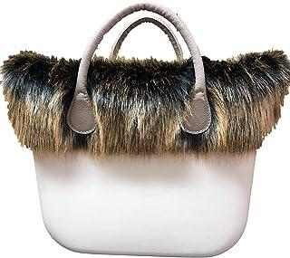 Classic Trim - Cenefa de piel sintética para O Bag Classic