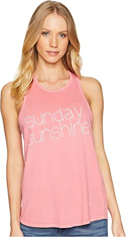 Sunday Sunshine Tank Top