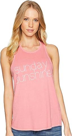Sunday Sunshine Tank Top