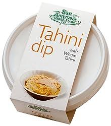 San Amvrosia Health Foods Tahini Dip, 142 g