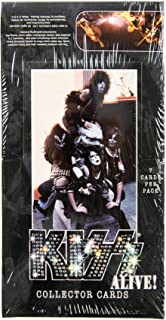 kiss alive cards
