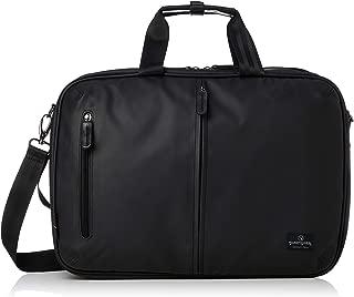 [マジェスティック ミル] ビジネスバッグ 3WAY(手提げ・リュック・ショルダー/キャリー通し付き) ブリーフケース 防水カサ袋付属 MMB0005